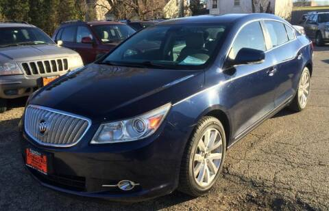 2011 Buick LaCrosse for sale at Knowlton Motors, Inc. in Freeport IL