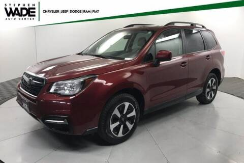 2018 Subaru Forester for sale at Stephen Wade Pre-Owned Supercenter in Saint George UT