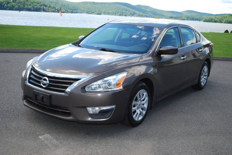 2014 Nissan Altima for sale at New Milford Motors in New Milford CT
