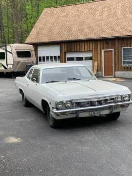 1965 Chevrolet Biscayne for sale at Classic Car Deals in Cadillac MI