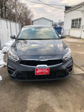 2019 Kia Forte for sale at Holiday Rent A Car in Hobart IN