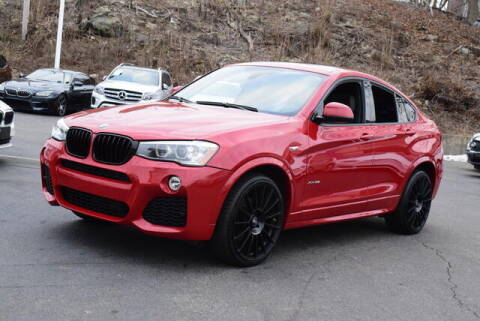 2015 BMW X4 for sale at Automall Collection in Peabody MA
