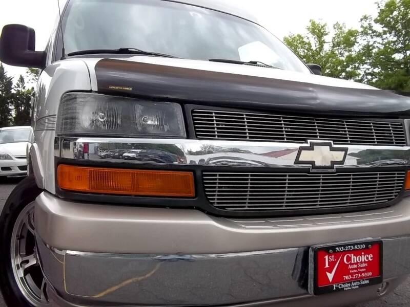 2004 Chevrolet Express Cargo for sale in Fairfax, VA