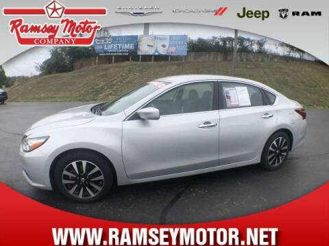 2018 Nissan Altima for sale at RAMSEY MOTOR CO in Harrison AR