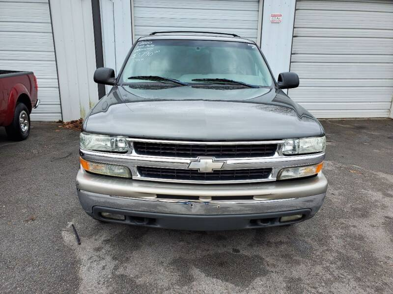 2000 Chevrolet Suburban for sale at DISCOUNT AUTO SALES in Johnson City TN