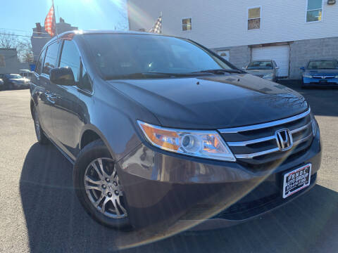 2013 Honda Odyssey for sale at PRNDL Auto Group in Irvington NJ