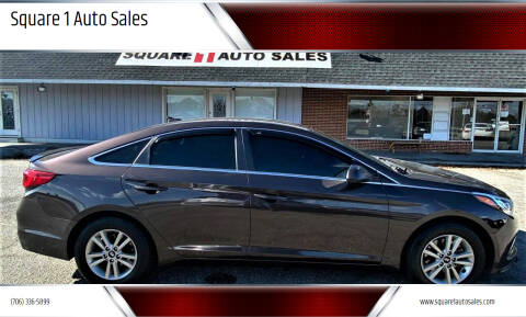 2016 Hyundai Sonata for sale at Square 1 Auto Sales - Commerce in Commerce GA