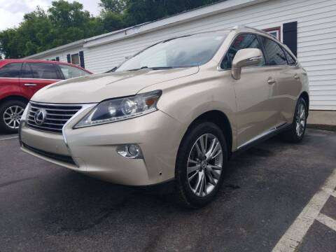2013 Lexus RX 350 for sale at NextGen Motors Inc in Mt. Juliet TN