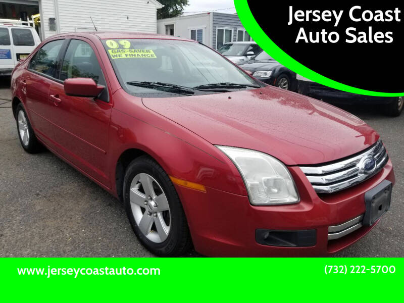 2009 Ford Fusion for sale at Jersey Coast Auto Sales in Long Branch NJ