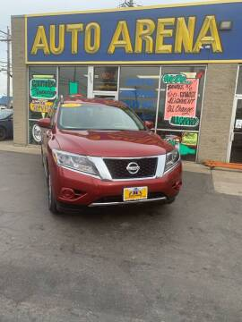 2015 Nissan Pathfinder for sale at Auto Arena in Fairfield OH