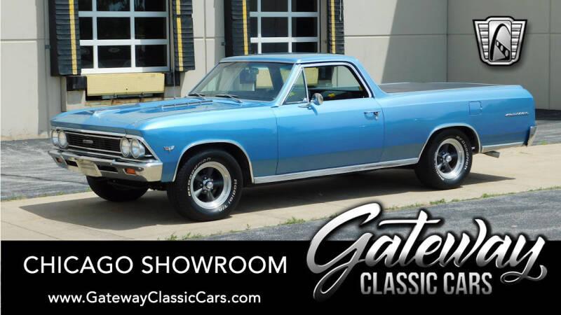 1966 Chevrolet El Camino for sale in Crete, IL