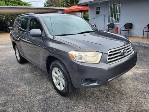 2009 Toyota Highlander for sale at America Auto Wholesale Inc in Miami FL