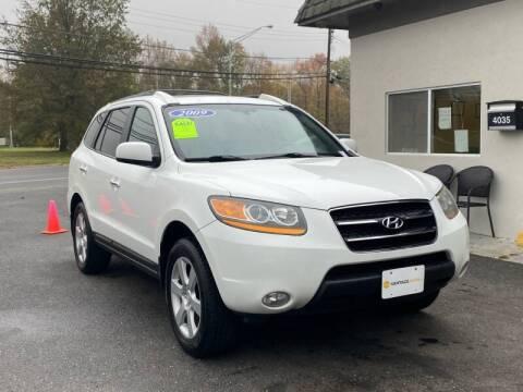 2009 Hyundai Santa Fe for sale at Vantage Auto Group Tinton Falls in Tinton Falls NJ