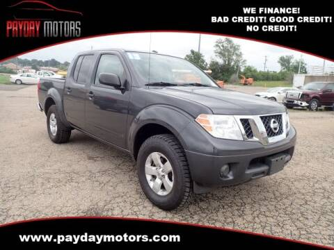 2013 Nissan Frontier for sale at Payday Motors in Wichita KS