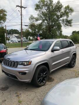 2018 Jeep Grand Cherokee for sale at Jimmys Auto Sales in North Providence RI