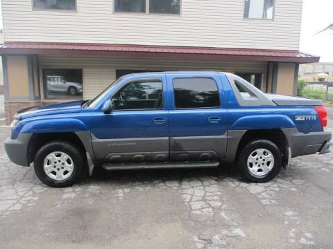 2003 Chevrolet Avalanche for sale at Settle Auto Sales TAYLOR ST. in Fort Wayne IN