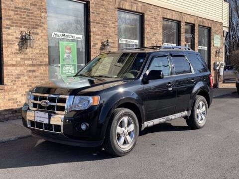 2012 Ford Escape for sale at The King of Credit in Clifton Park NY