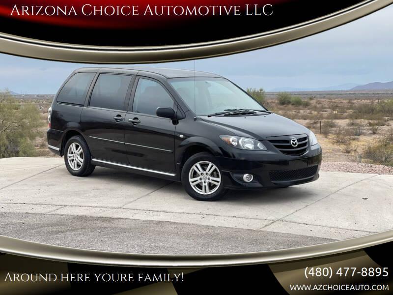 2006 Mazda MPV for sale at Arizona Choice Automotive LLC in Mesa AZ