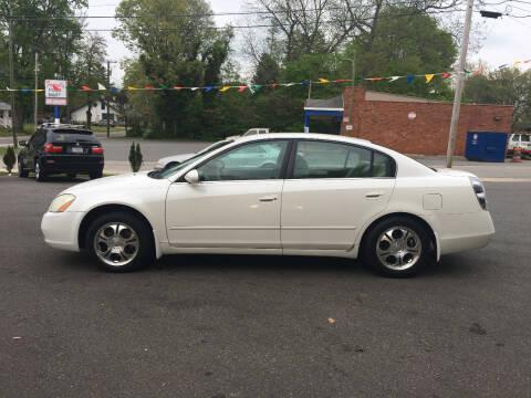 2004 Nissan Altima for sale at Diamond Auto Sales in Lexington NC