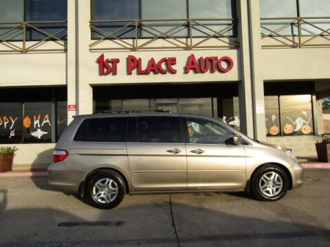 2005 Honda Odyssey for sale at First Place Auto Ctr Inc in Watauga TX