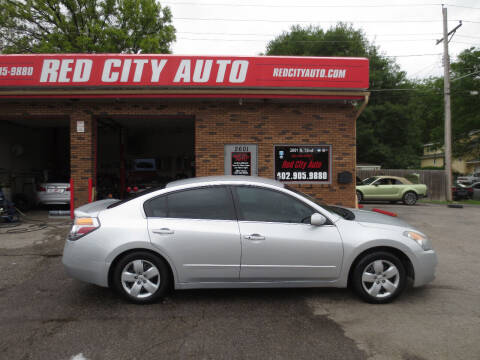 2008 Nissan Altima for sale at Red City  Auto in Omaha NE