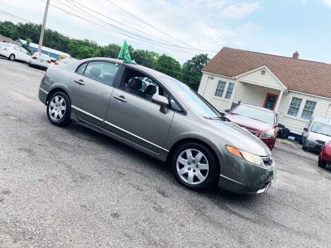 2007 Honda Civic for sale at New Wave Auto of Vineland in Vineland NJ