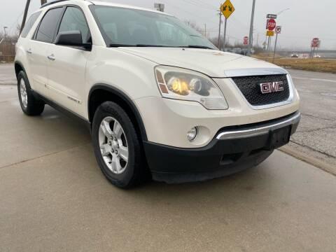 2007 GMC Acadia for sale at Xtreme Auto Mart LLC in Kansas City MO