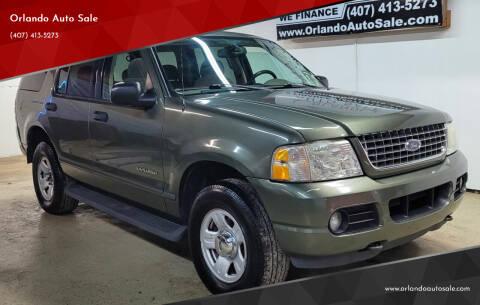 2004 Ford Explorer for sale at Orlando Auto Sale in Orlando FL