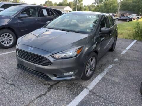 2018 Ford Focus for sale at Strosnider Chevrolet in Hopewell VA