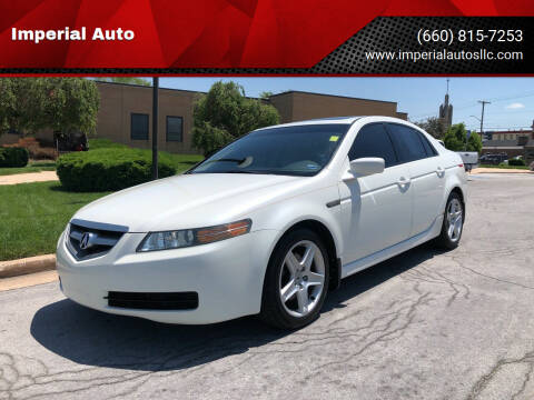 2005 Acura TL for sale at Imperial Auto of Marshall in Marshall MO