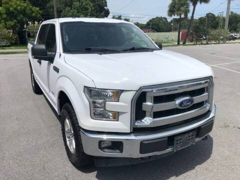 2017 Ford F-150 for sale at LUXURY AUTO MALL in Tampa FL
