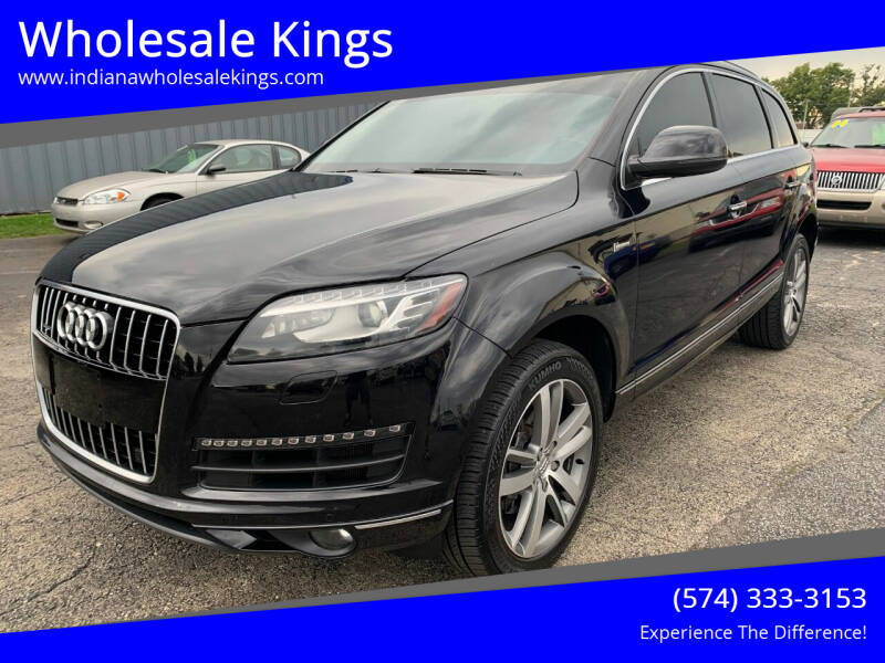 2013 Audi Q7 for sale at Wholesale Kings in Elkhart IN