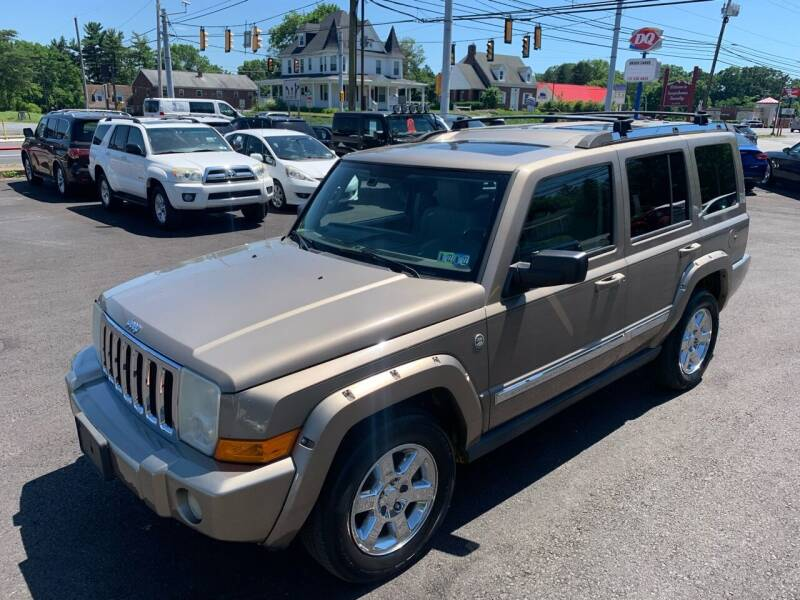2006 Jeep Commander for sale at Masic Motors, Inc. in Harrisburg PA