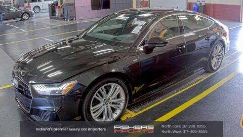2019 Audi A7 for sale at Fishers Imports in Fishers IN
