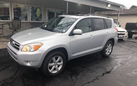2008 Toyota RAV4 for sale at County Seat Motors in Union MO