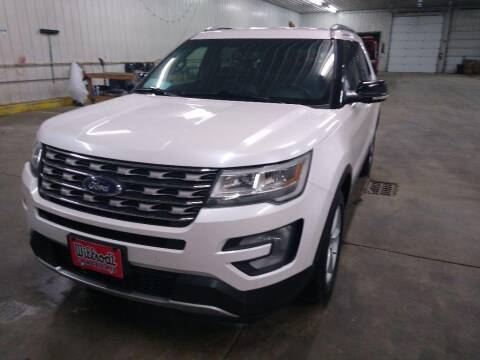 2016 Ford Explorer for sale at Willrodt Ford Inc. in Chamberlain SD