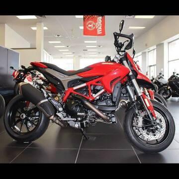 2018 Ducati Hypermotard for sale at Peninsula Motor Vehicle Group in Oakville NY