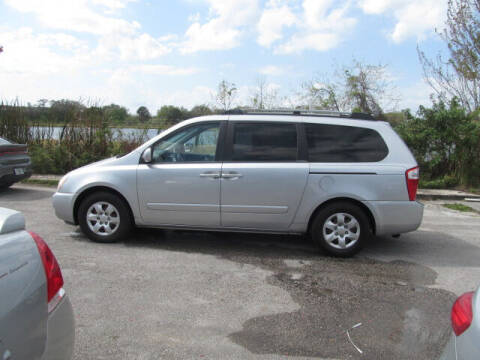2007 Kia Sedona for sale at Orlando Auto Motors INC in Orlando FL