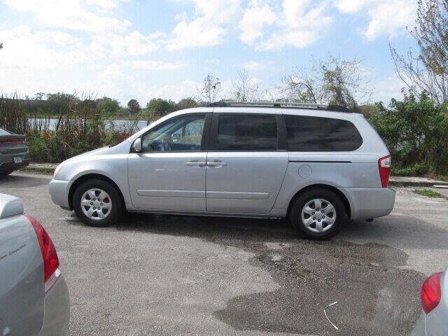 2007 Kia Sedona for sale at Orlando Auto Motors INC in Orlando FL
