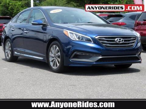 2016 Hyundai Sonata for sale at ANYONERIDES.COM in Kingsville MD
