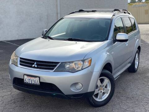 2009 Mitsubishi Outlander for sale at Gold Coast Motors in Lemon Grove CA