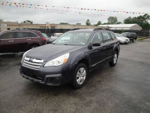 2013 Subaru Outback for sale at A&S 1 Imports LLC in Cincinnati OH