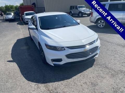 2017 Chevrolet Malibu for sale at Vorderman Imports in Fort Wayne IN