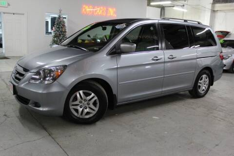 2007 Honda Odyssey for sale at R n B Cars Inc. in Denver CO