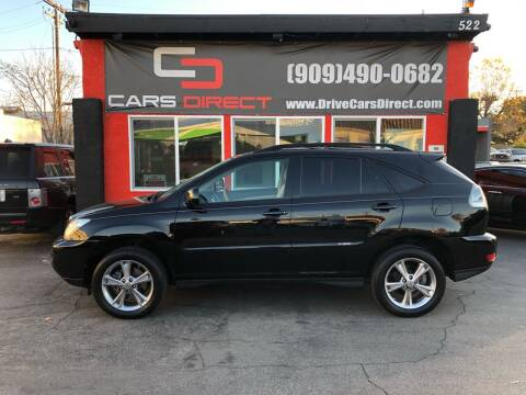 2007 Lexus RX 400h for sale at Cars Direct in Ontario CA
