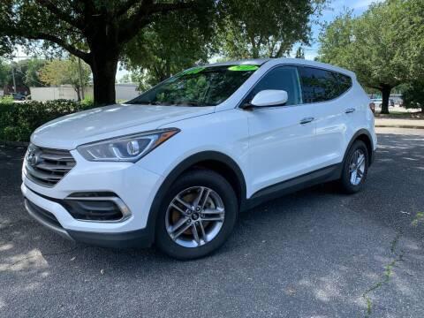 2017 Hyundai Santa Fe Sport for sale at Seaport Auto Sales in Wilmington NC