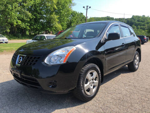 2009 Nissan Rogue for sale at Used Cars 4 You in Serving NY