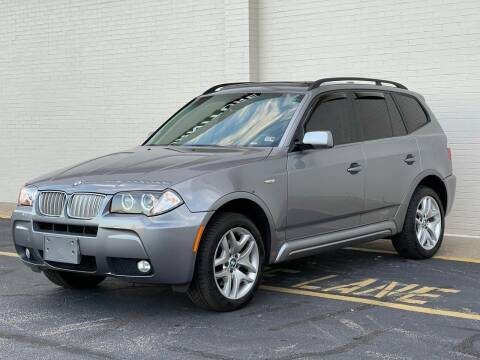 2008 BMW X3 for sale at Carland Auto Sales INC. in Portsmouth VA