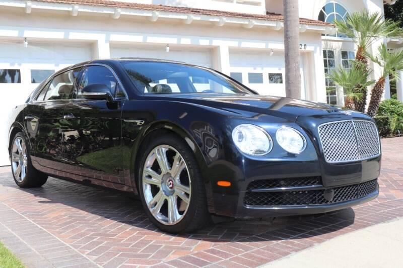 2015 Bentley Flying Spur for sale at Newport Motor Cars llc in Costa Mesa CA