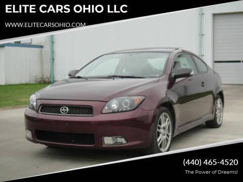 2007 Scion tC for sale at ELITE CARS OHIO LLC in Solon OH